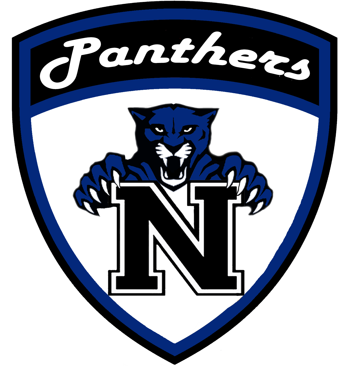 Newfane Panthers Logo